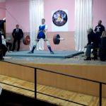 Дебют на Кубку України з пауерліфтингу