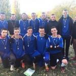 Підсумки відкритого молодіжного чемпіонату міста з футболу
