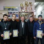 Збірна команда ЧНТУ найкраща на міських змаганнях з двоборства