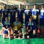 Третій рік поспіль «Технолог» Чемпіон Ніжинської волейбольної ліги