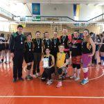 Жіночий «Технолог» володар золотих нагород Чемпіонату області з волейболу