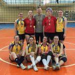 Жіночий «Юрист» – Чемпіон міста з волейболу серед команд вищої ліги