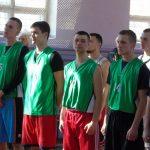 Результати командної першості ЧНТУ з баскетболу
