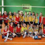 Волейбольний турнір для школярів від кафедри фізичної реабілітації