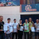 Масові змагання та флешмоб із підтягування на перекладині стали окрасою свята до Міжнародного дня студентського спорту