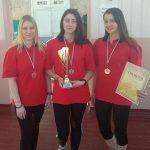 Збірна команда ЧНТУ з настільного тенісу – Чемпіони міста