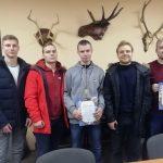 Результати особисто-командних змагання з двоєборства серед учнівської молоді м. Чернігова