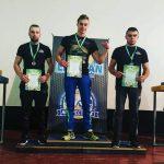 Результати Чемпіонату Чернігівської області з армреслінгу