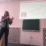 Проведена лекція на тему: «Застосування Міжнародної класифікації функціонування, обмежень життєдіяльності та здоров'я (МКФ) в практиці фізичного терапевта, ерготерапевта»